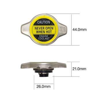TRIDON RADIATOR CAP TRS36J