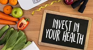 Health is wealth: investing in long term health and wellbeing