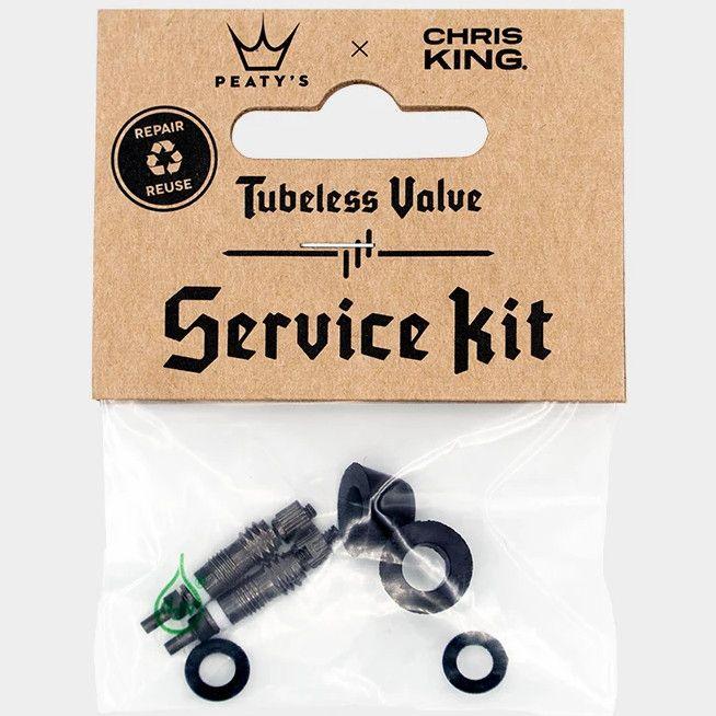 Tubeless Valve Service Kit