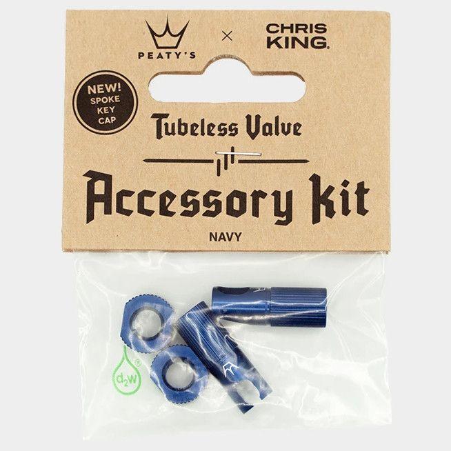 Tubeless Valves MK2 Accessory Kit