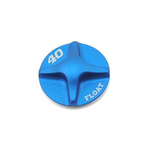 2014+ 40 FLOAT Air Topcap, Al, Blue Ano