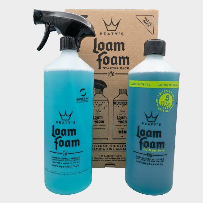 Loam Foam Sarter Pack