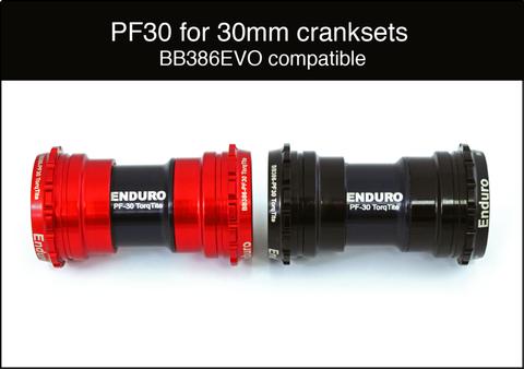 TorqTite BB w/ Angular Contact 440C Stainless Bearings.