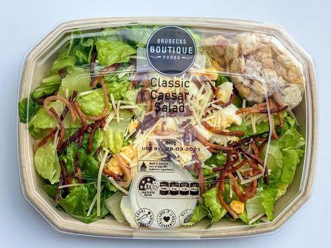 LEAFY-Caesar Salad