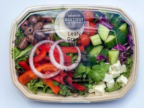 LEAFY-Greek Salad