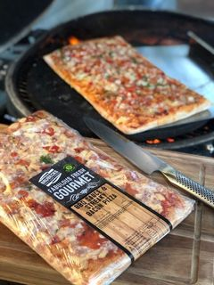 PIZZA-BBQ Bacon