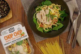 CHOP Chicken & Bacon Pasta