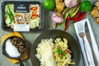 BISTRO-Thai Chicken Curry