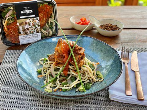 BISTRO-Szechuan Beef Noodles