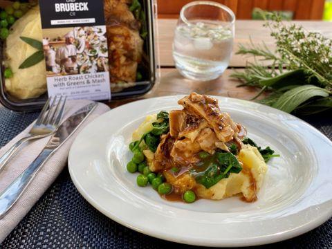 BISTRO-Herb Roast Chicken