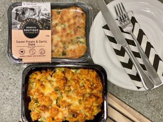 BISTRO-Sweet Potato Bake-V