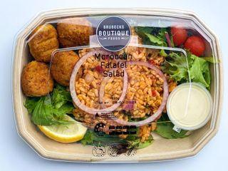 CHOP Morrocan Falafel Salad