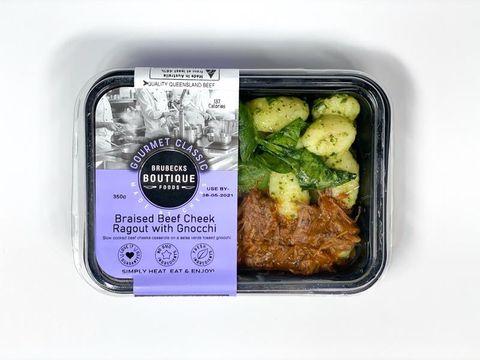 BISTRO-Braised Beef Chk Ragout