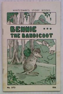 Bennie The Bandicoot
