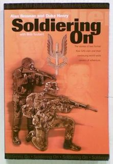 Soldiering On: The Stories of Two former Kiwi SAS