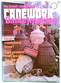 Canework Basketmaking