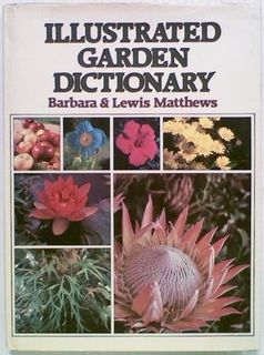 Illustrated Garden Dictionary