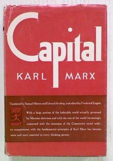 Capital, A Critique Of Political Economy