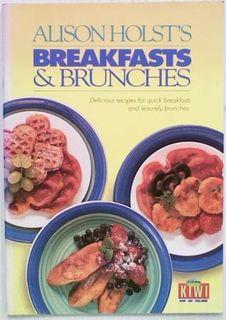 Alison Holst's Breakfast & Brunches