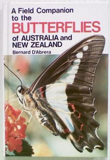 A Field Companion to the Butterflies of