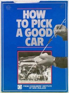 How to Pick a Good Car