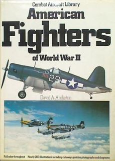 American Fighters of World War II