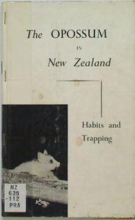 The Opossum in New Zealand