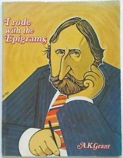 I Rode with the Epigrams