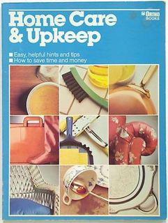 Home Care & Upkeep