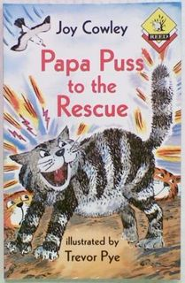 Papa Puss to the Rescue