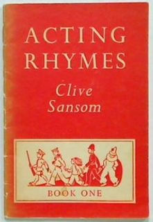 Acting Rhymes. Book One