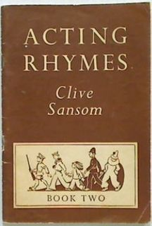 Acting Rhymes. Book Two