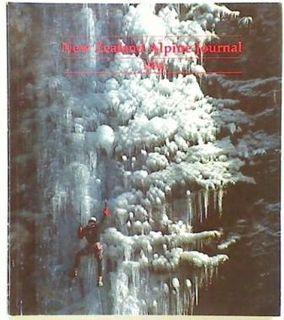 New Zealand Alpine Journal 1994