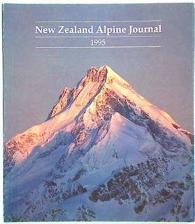 New Zealand Alpine Journal 1995