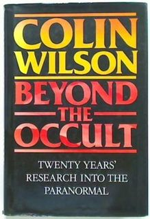 Beyond The Occult.