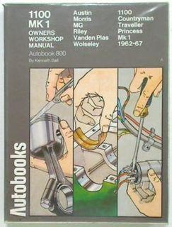 1100 MK 1 Owners Workshop Manual