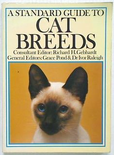 The Standard Guide to Cat Breeds