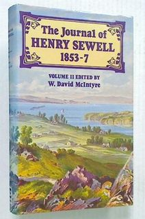 The Journal of Henry Sewell 1853-7 VII