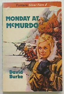 Monday at McMurdo