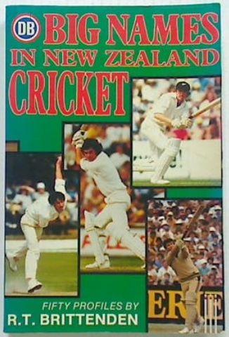 Big Names in New Zealand Cricket