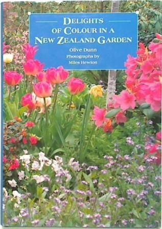 Delights of Colour in a New Zealand Garden