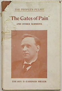 The Gates of Pain and other Sermons