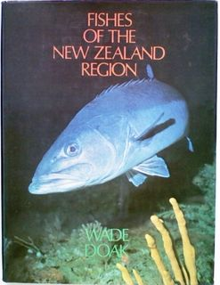 Fishes of the New Zealand Region