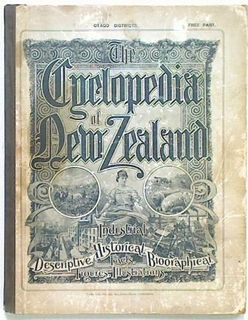 The Cyclopedia of New Zealand.