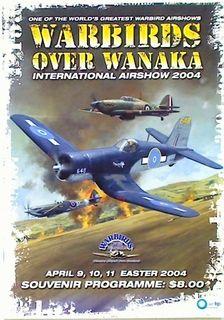 Warbirds Over Wanaka 2004