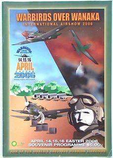 Warbirds Over Wanaka 2006
