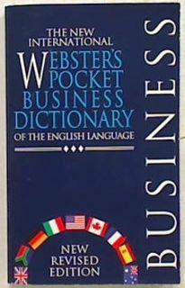 The New International Webster's Pocket