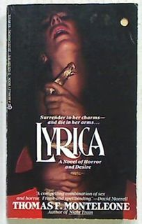 Lyrica. A Novel of Horror and Desire