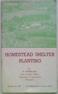 Homestead Shelter Planting