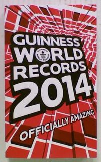 Guinness Book of Records 2014